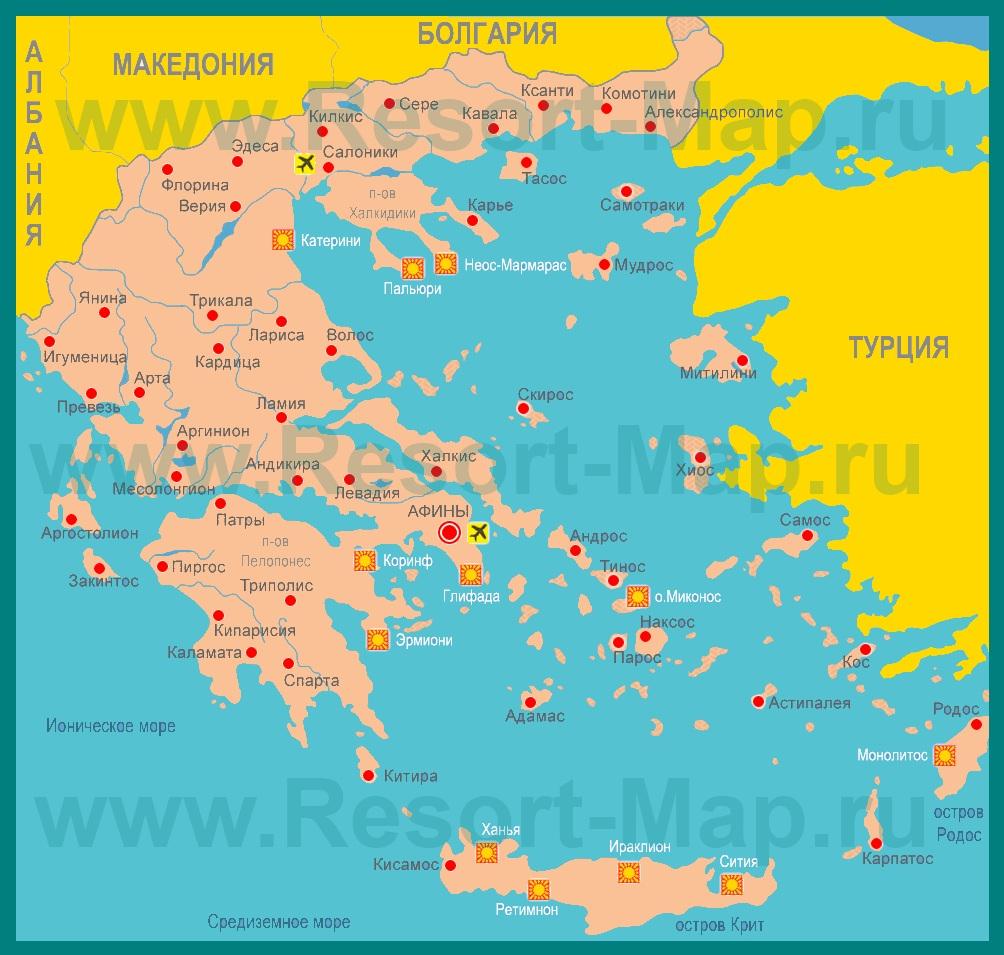 Тасос греция как добраться из москвы