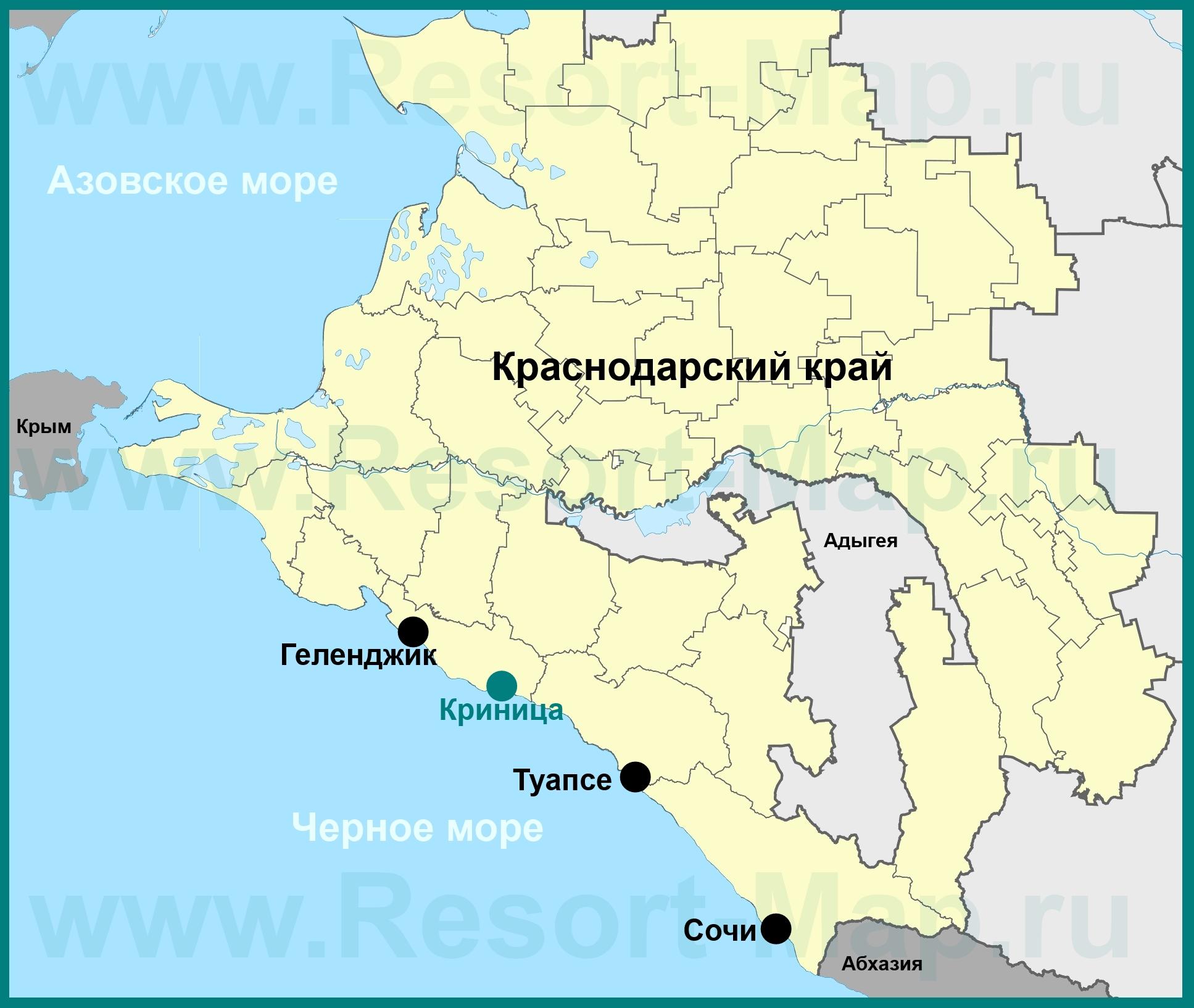 краснодарский край криница фото